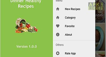 Dinner healthy recipes