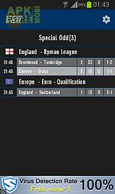 Pro soccer tips for Android free download at Apk Here store
