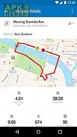 Download Map My Run App on