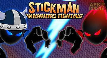 Stickman warriors: ufb fighting