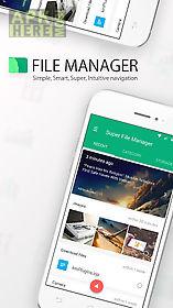 super file manager (transfer)