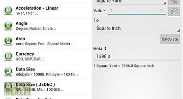 kilo byte values