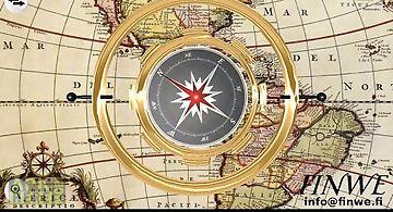 3d gyro compass