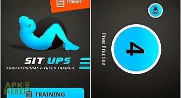 Abs sit ups workout