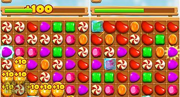 Candy splash - free games