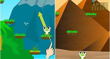 Climbing frog (free)