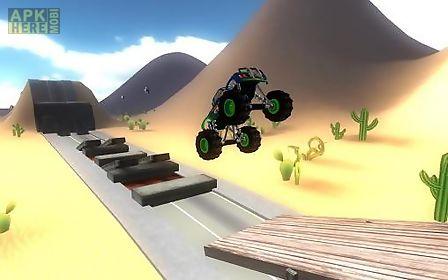 extreme racing: big truck 3d
