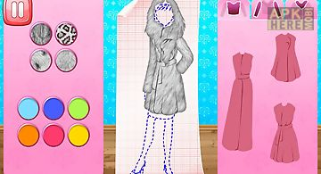 Fur coat design