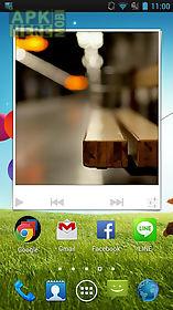 animated photo widget