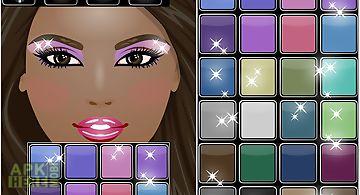 Dress up games™: glitter girl