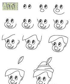 simple drawing tutorials