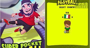 Super pocket football