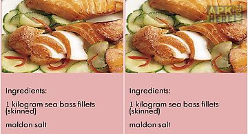True fish recipes