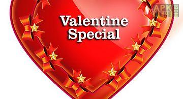 Valentine specials