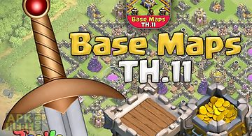 Base maps th11 coc