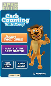 carb counting with lenny