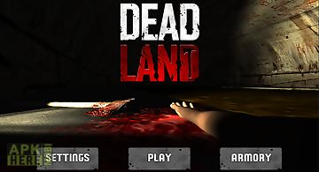 Dead land : zombies