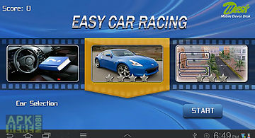 Easy car racing free