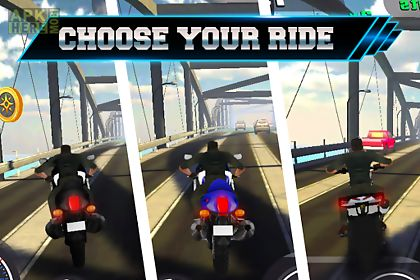 motorbike racing 3d fast ride