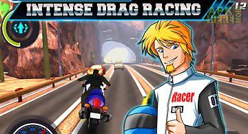 Motorbike racing 3d fast ride