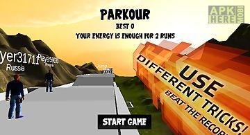 Parkour pov: 3d fpv