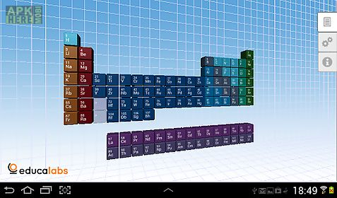 Periodic table educalabs for android free download at apk here educalabs periodic table educalabs periodic table educalabs app for android urtaz Choice Image