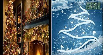 Christmas wallpaper xmas frames