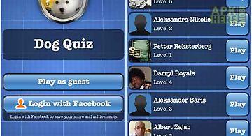Dog quiz free