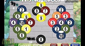 Eleven balls