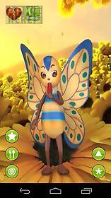 talking butterfly