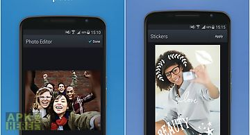 Photo editor for android app