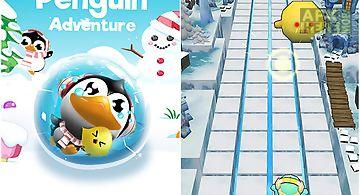 Piano tiles and penguin adventur..