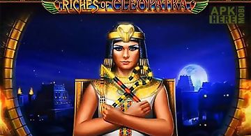 Riches of cleopatra: slot