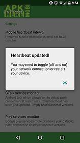 root- push notifications fixer