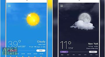 Weather.