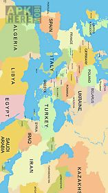 World map for android free download at apk here store apkherebi world map app for android description android app that displays a map of the world world maps of all the countries on earththis version of worldmap come gumiabroncs Choice Image