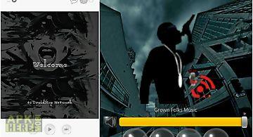 Droidhop radio hip hop smn