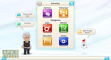 Einstein™ brain trainer free