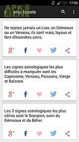 le vrai horoscope
