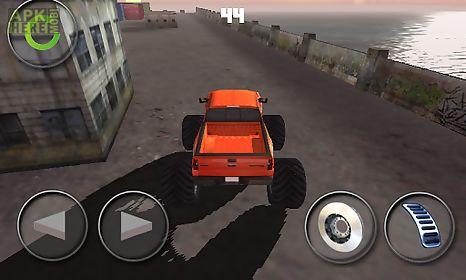 monster truck parking