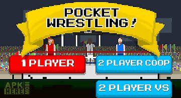 Pocket wrestling