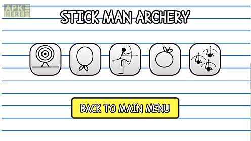 stick man archery