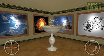 Virtual photo gallery 3d