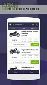 ziphop - bike rentals