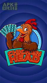 chicken head!