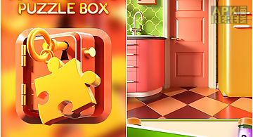 100 doors: puzzle box