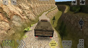 Death road trucker