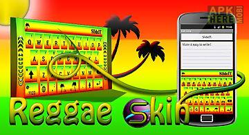 Slideit reggae skin