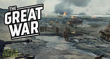 The great war: total conflict