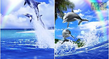Dolphin blue trial